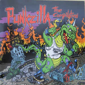 Various Artists Punkzilla The Compilation
