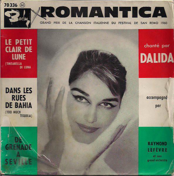 Dalida Romantica