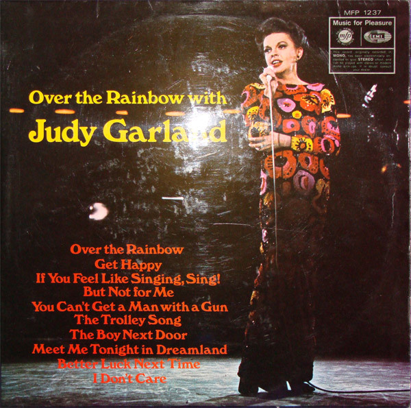 Garland, Judy Over The Rainbow