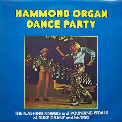 Duke Grant Hammond Organ Dance Party Vinyl