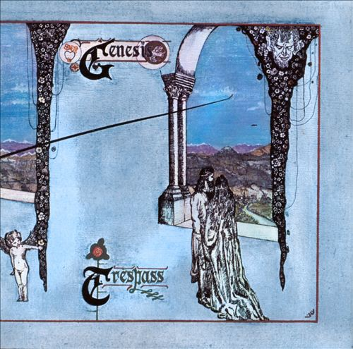 Genesis Trespass CD