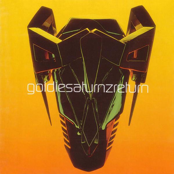 Goldie Saturnz Return Vinyl