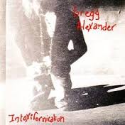 Alexander, Gregg Intoxifornication CD