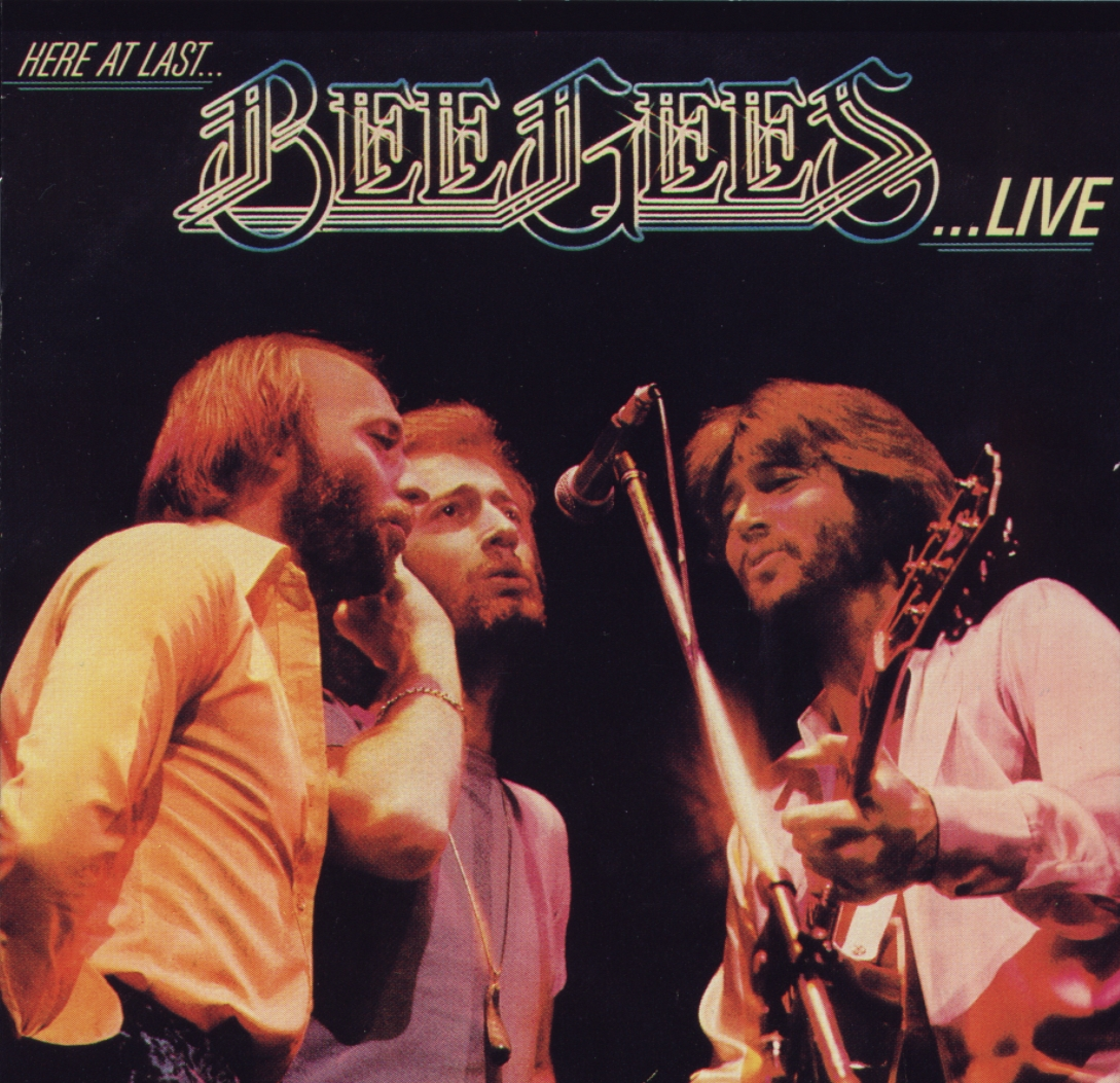 Bee Gees Here At Last Live