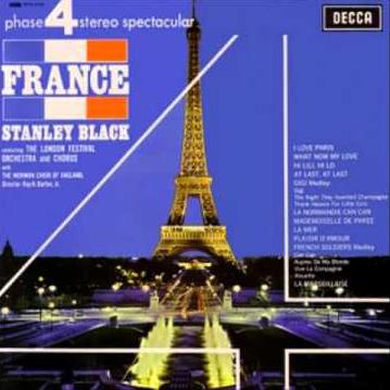 Black, Stanley France