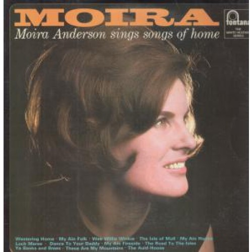 Anderson, Moira Moira Anderson Sings Songs Of Home Vinyl
