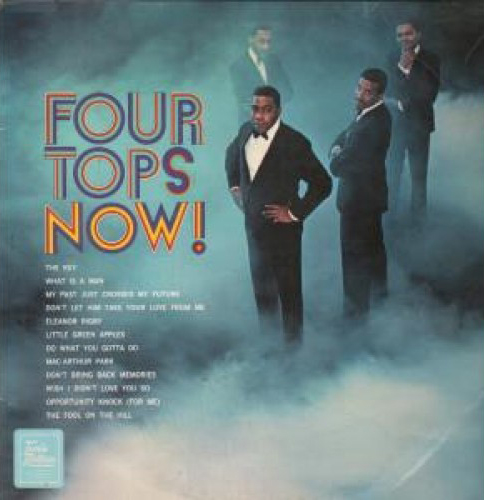 Four Tops Four Tops Now!  Vinyl