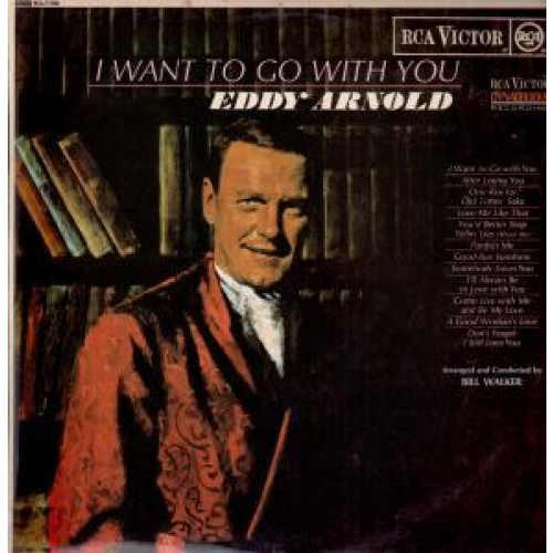 Arnold, Eddy I Want To o With You Vinyl