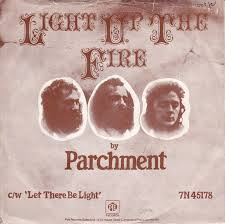 Parchment Light Up The Fire Vinyl