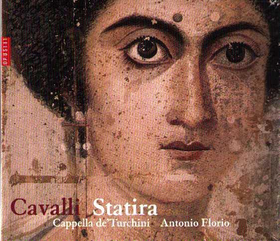 Cavalli - Antonio Florio Statira Vinyl