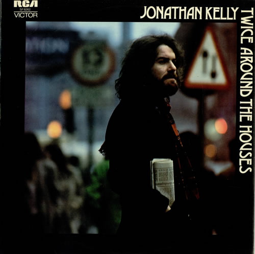 Kelly, Jonathan Twice Around The Houses Vinyl