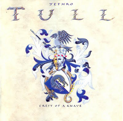 Jethro Tull Crest Of A Knave CD