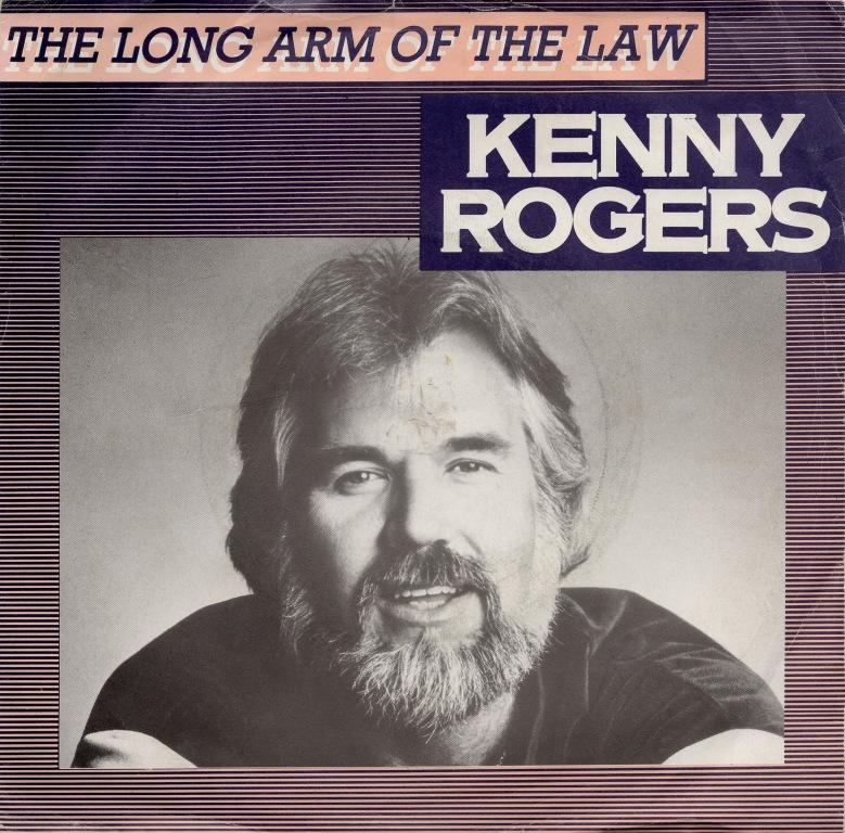 Rogers, Kenny The Long Arm Of The Law  Vinyl