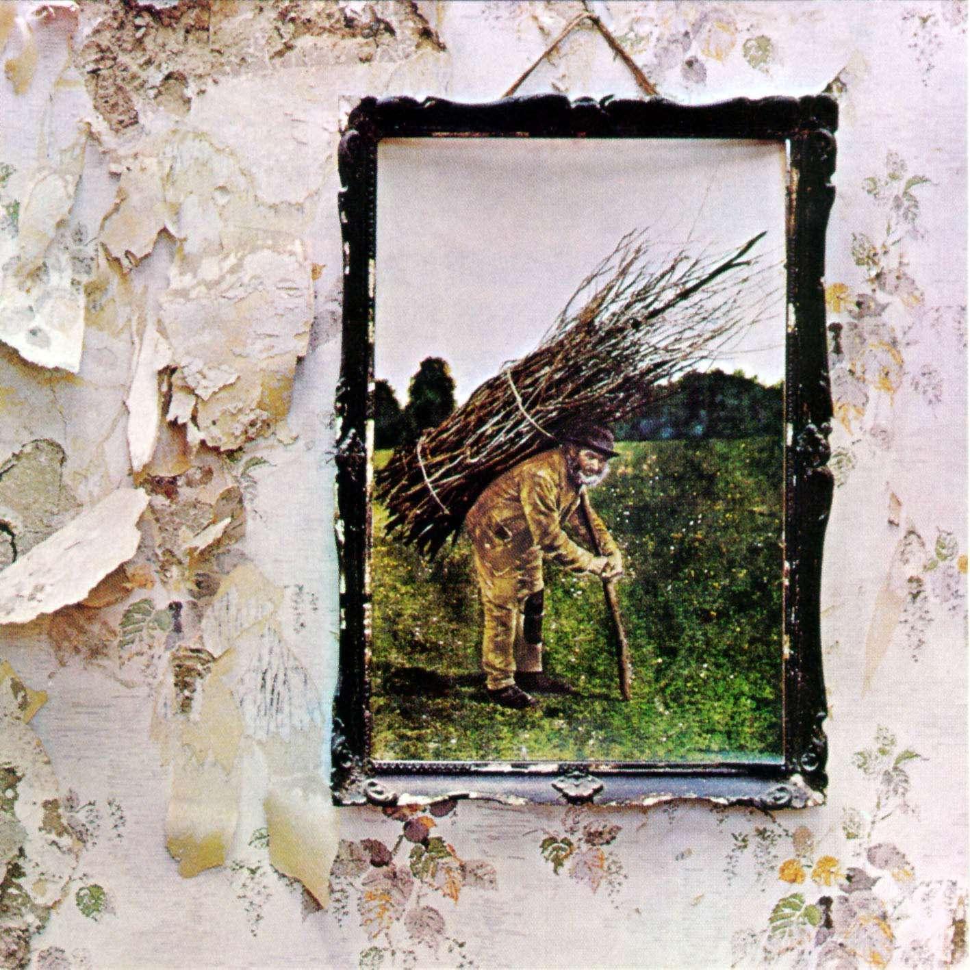 Led Zeppelin Untitled (IV / Four Symbols)
