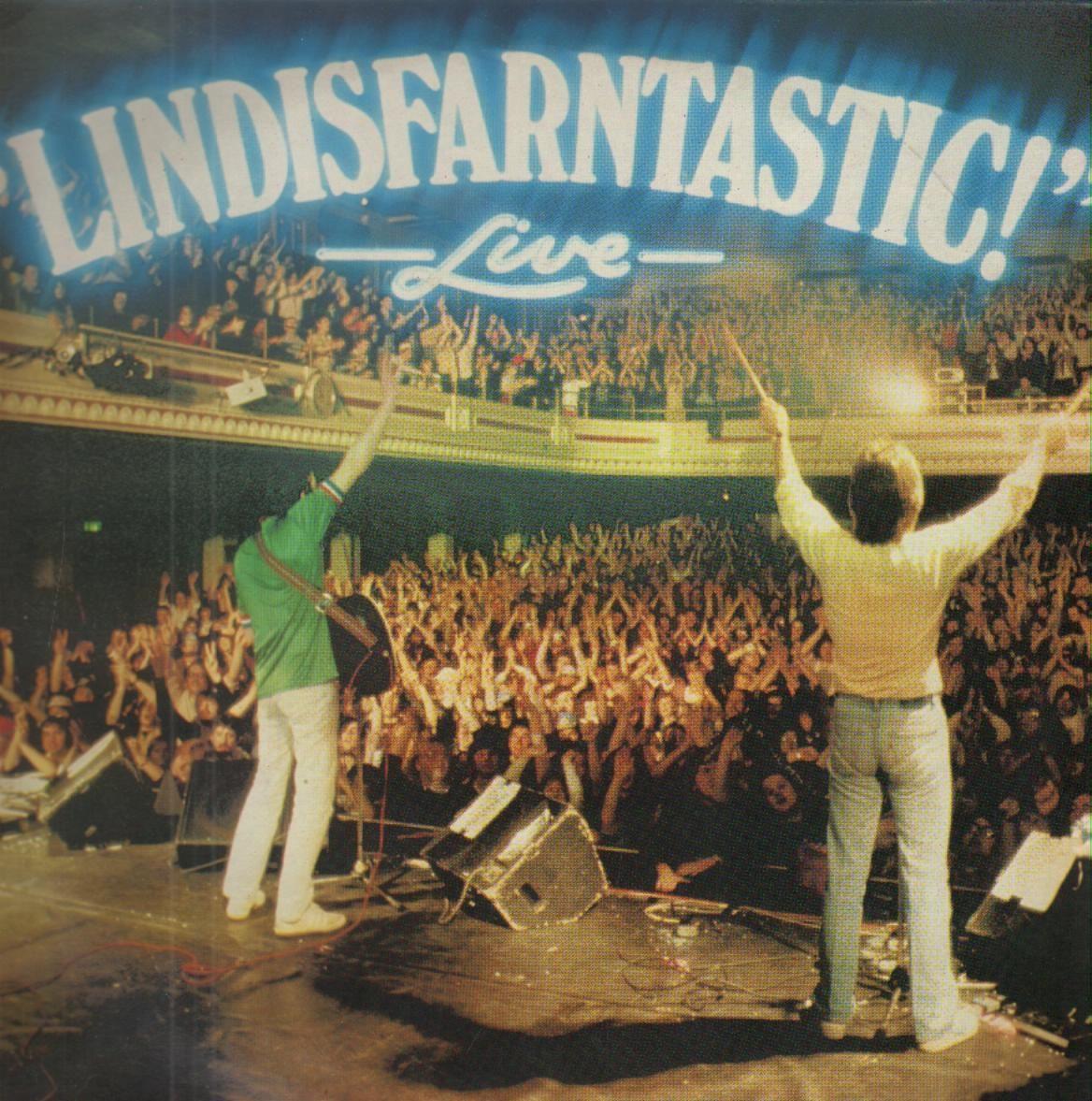 Lindisfarne Lindisfarntastic! Live Vinyl