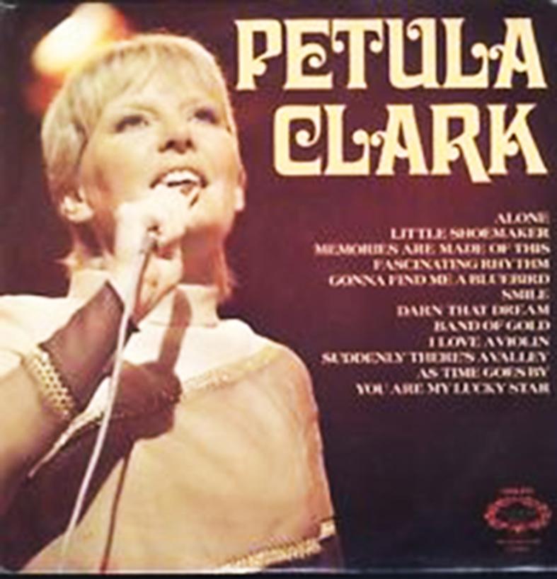 Clark, Petula Petula Clark