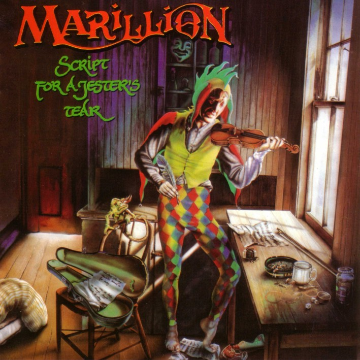 Marillion Script For A Jesters Tear
