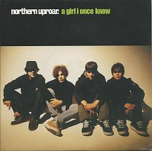 Northern Uproar A Girl I Once Knew Vinyl