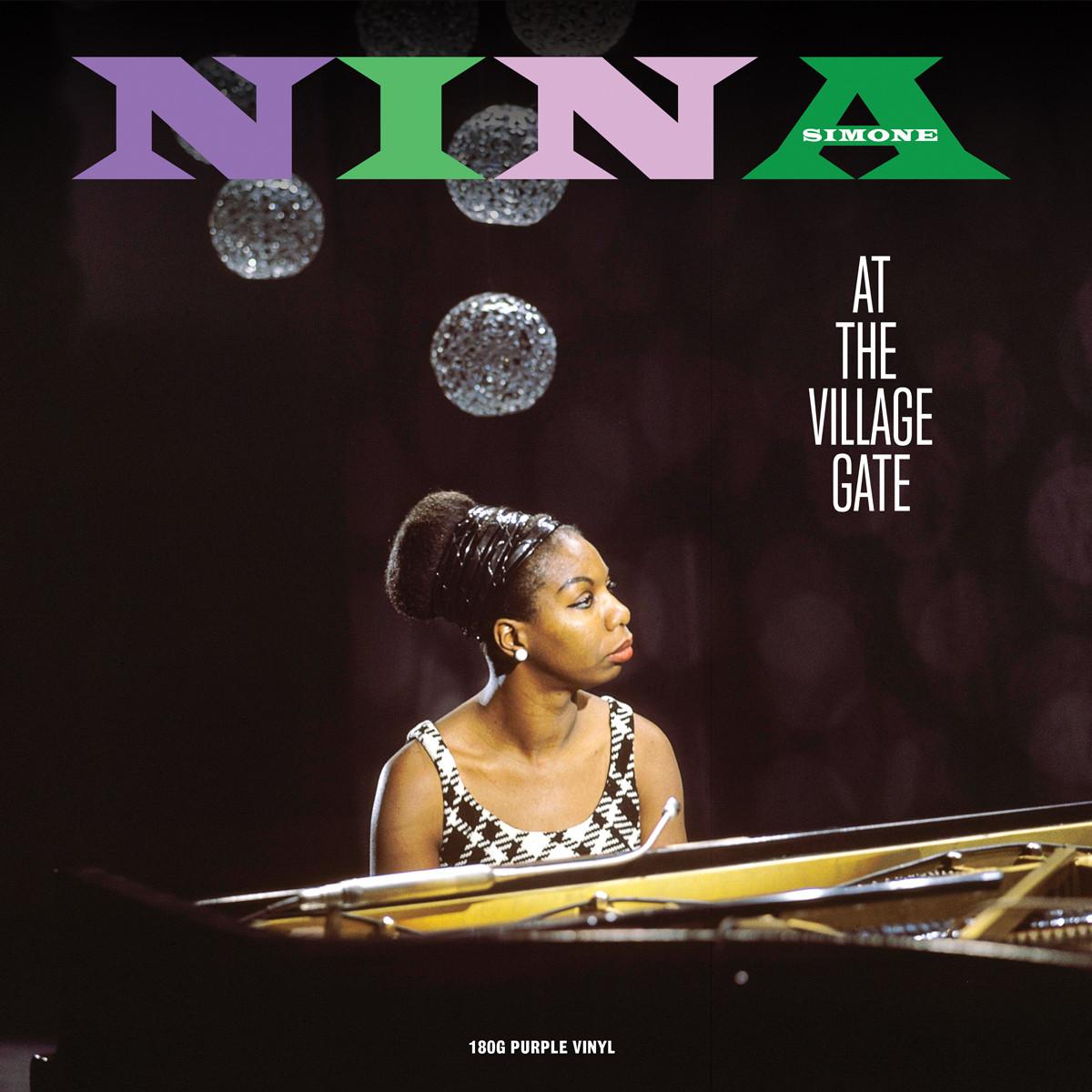 Simone, Nina At The Village Gate  Vinyl