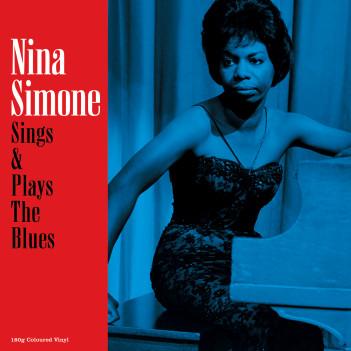 Simone, Nina Sings & Plays The Blues Vinyl