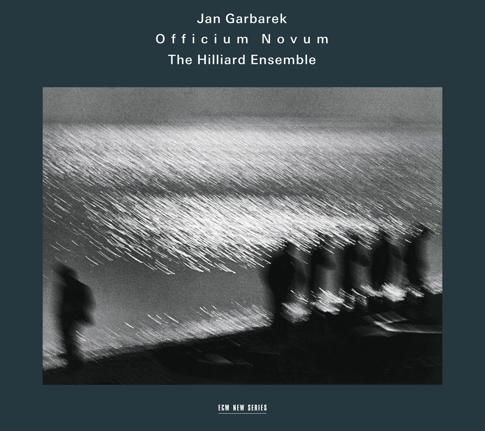 Garbarek, Jan / The Hilliard Ensemble Officium Novum