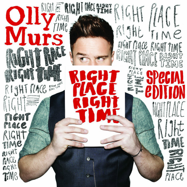 Murs, Olly Right Place Right Time