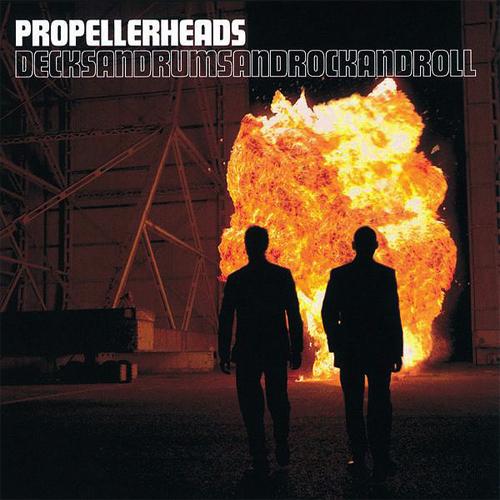 Propellerheads Decksandrumsandrockandroll CD