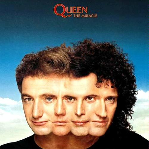 Queen The Miracle CD