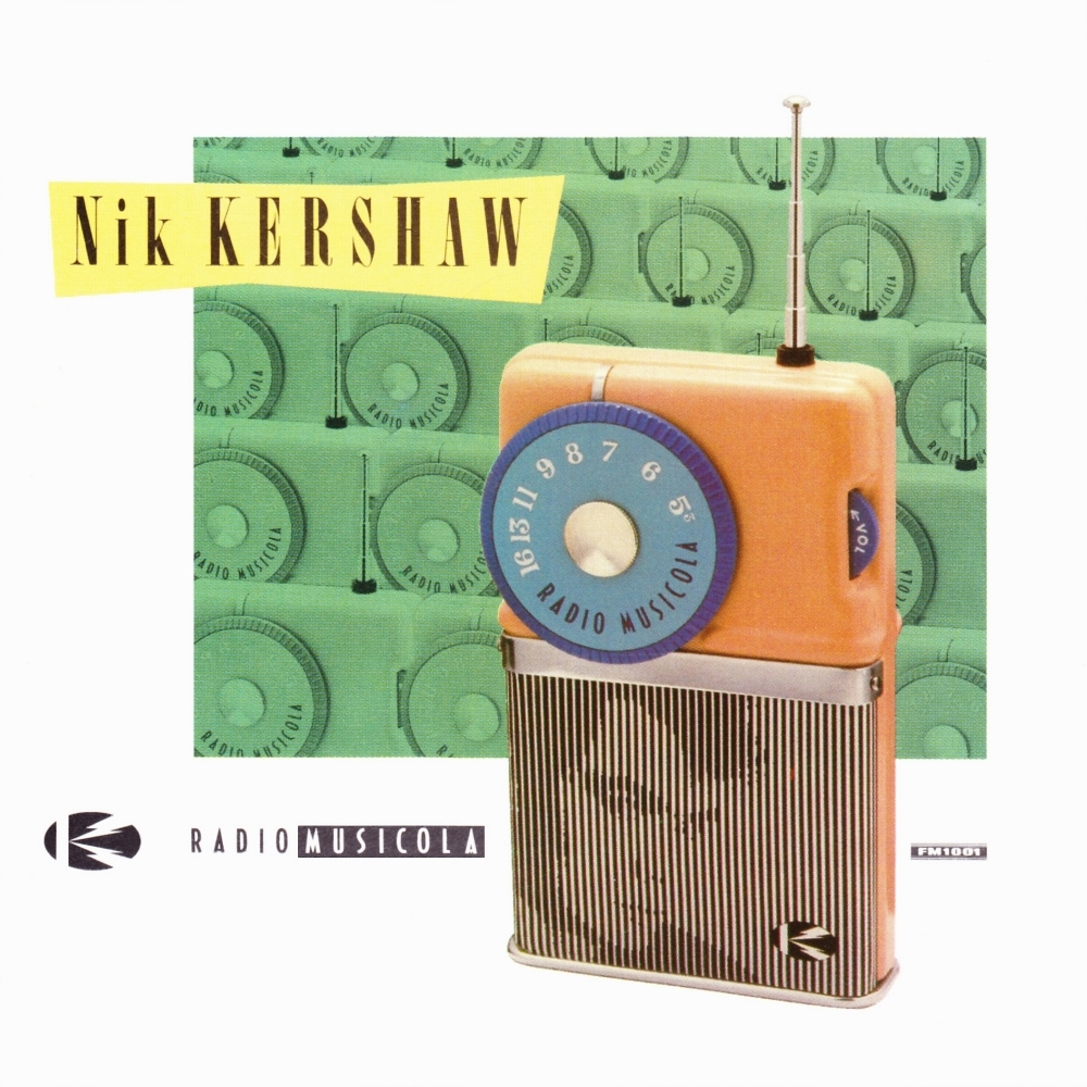 Kershaw, Nik Radio Musicola Vinyl