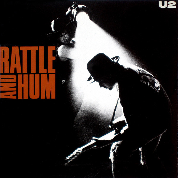 U2 Rattle And Hum CD