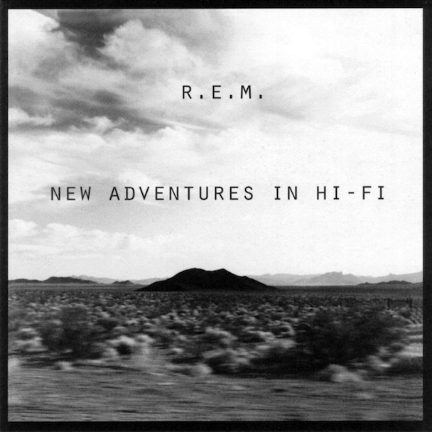R.E.M. New Adventures In Hi-Fi
