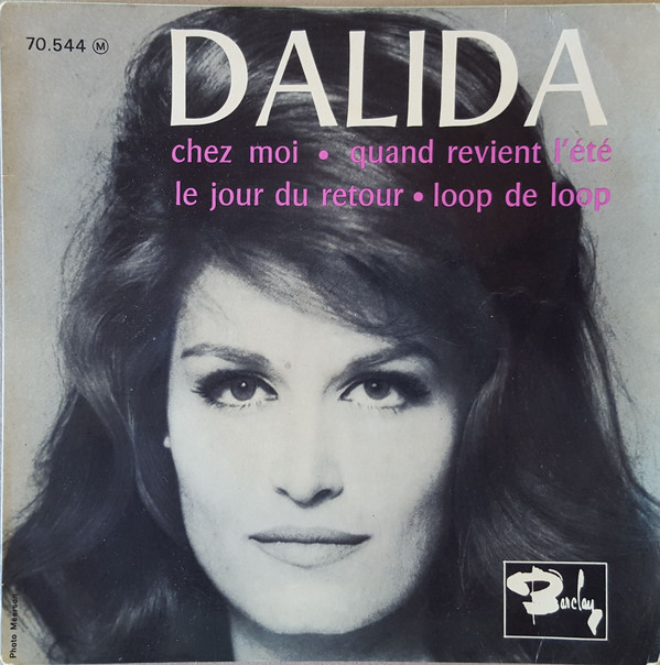 Dalida Chez Moi