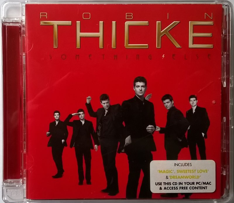 Thicke, Robin Something Else