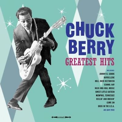 Berry, Chuck Greatest Hits Vinyl