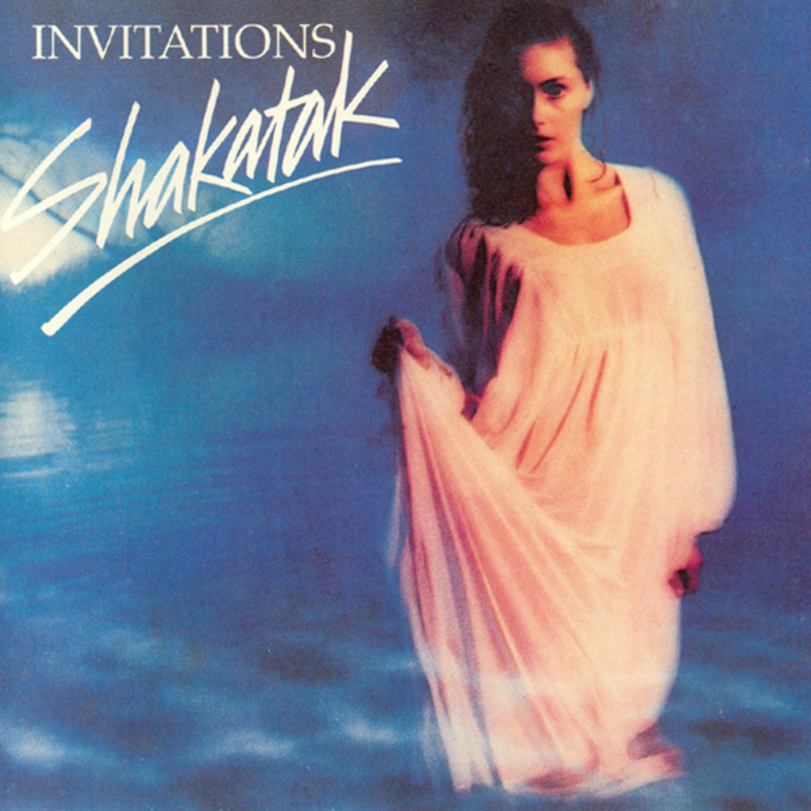 Shakatak Invitations Vinyl