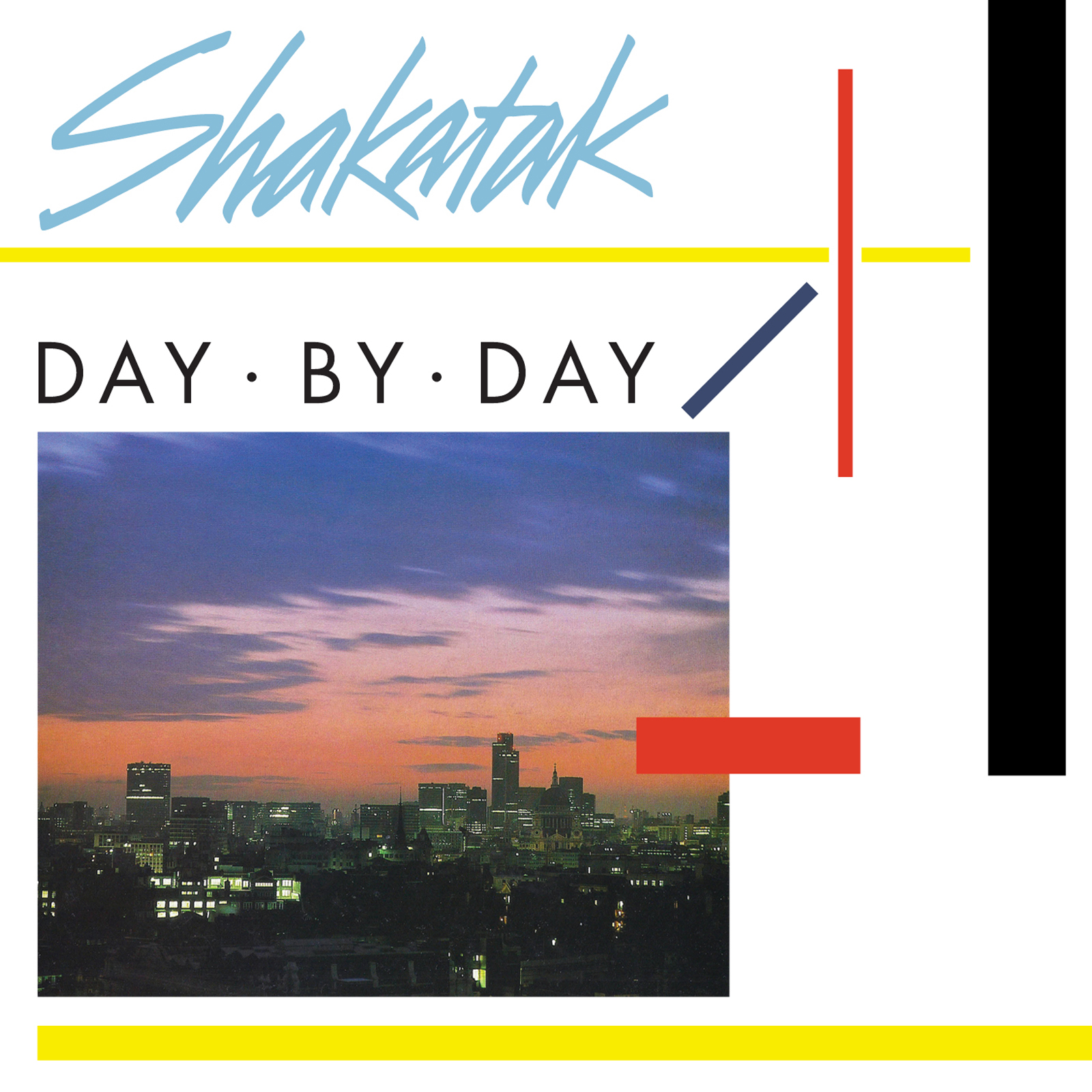 Shakatak Day By Day Vinyl