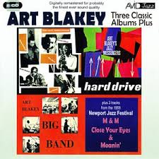 Art Blakey Hard Drive - Newport Jazz Festival - Big Band