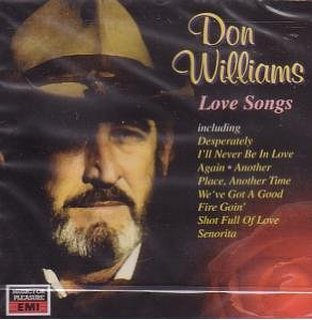 Williams, Don The Love Songs