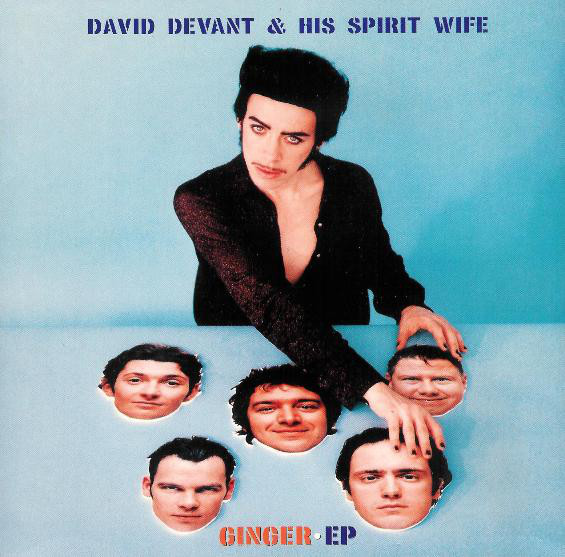 Devant & His Spirit Wife David Ginger EP