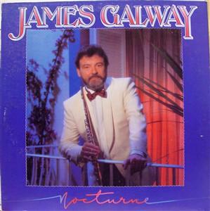 James Galway Nocturne Vinyl