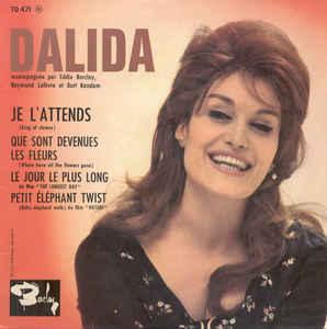 Dalida Je L'Attends
