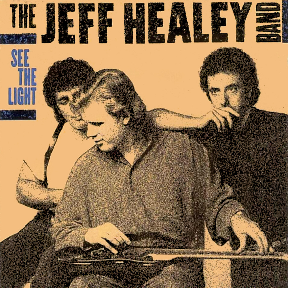 Healey, The Healey Band  See The Light