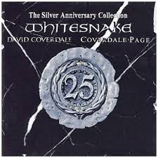 Whitesnake The Silver Anniversary Collection 1978-2003