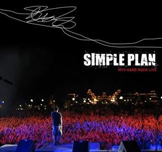 Simple Plan MTV Hard Rock Live