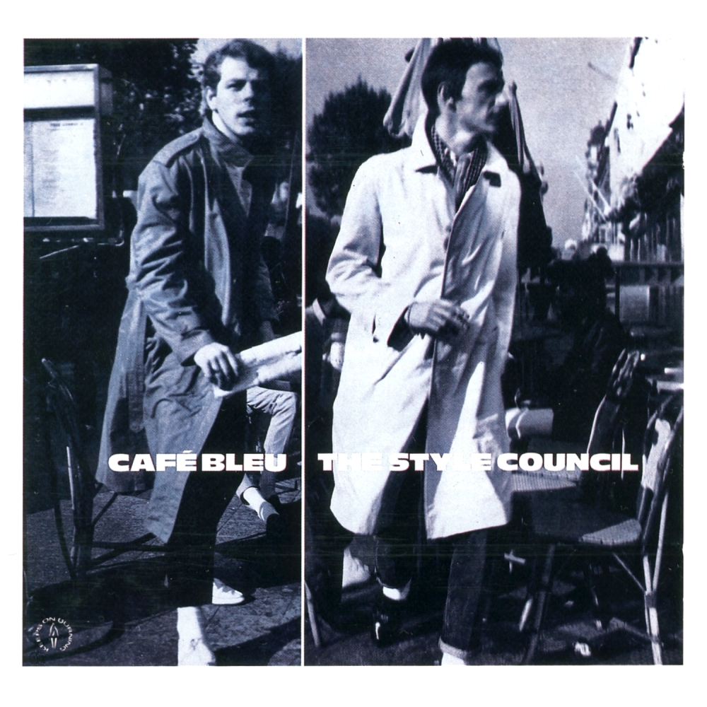 The Style Council Cafe Bleu