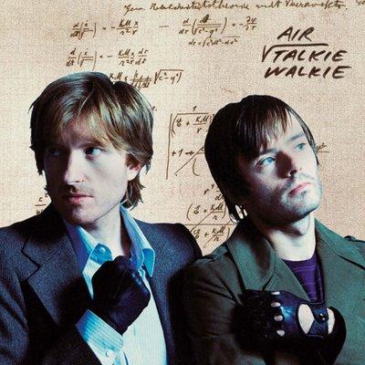 Air Talkie Walkie Vinyl
