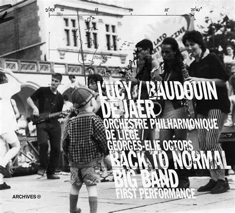 Baudouin De Jaer Lucy / Back to Normal