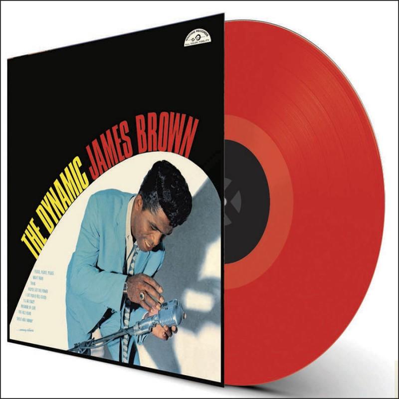 James Brown The Dynamic James Brown Vinyl