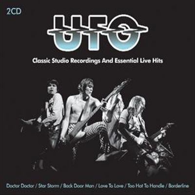 UFO Classic Studio Recordings and Essential Live Hits