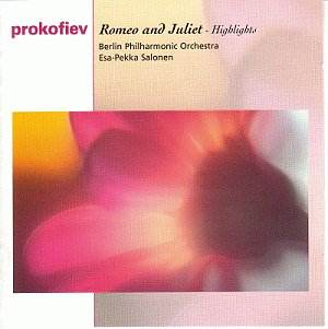 Prokofiev - Esa-Pekka Salonen Romeo and Juliet Vinyl